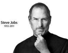 Morreu Steve Jobs, o génio e o fundador da Apple.